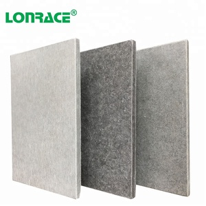 Eco-Friendly Fiber Cement Sheet Flat 6mm
