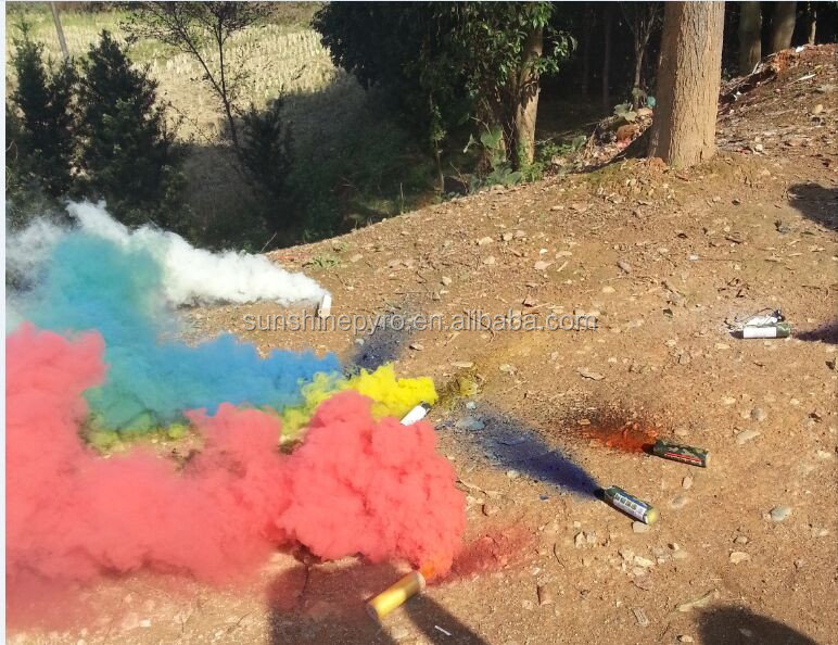 Hotsale Toy Daytime Color Smoke Flare Fireworks