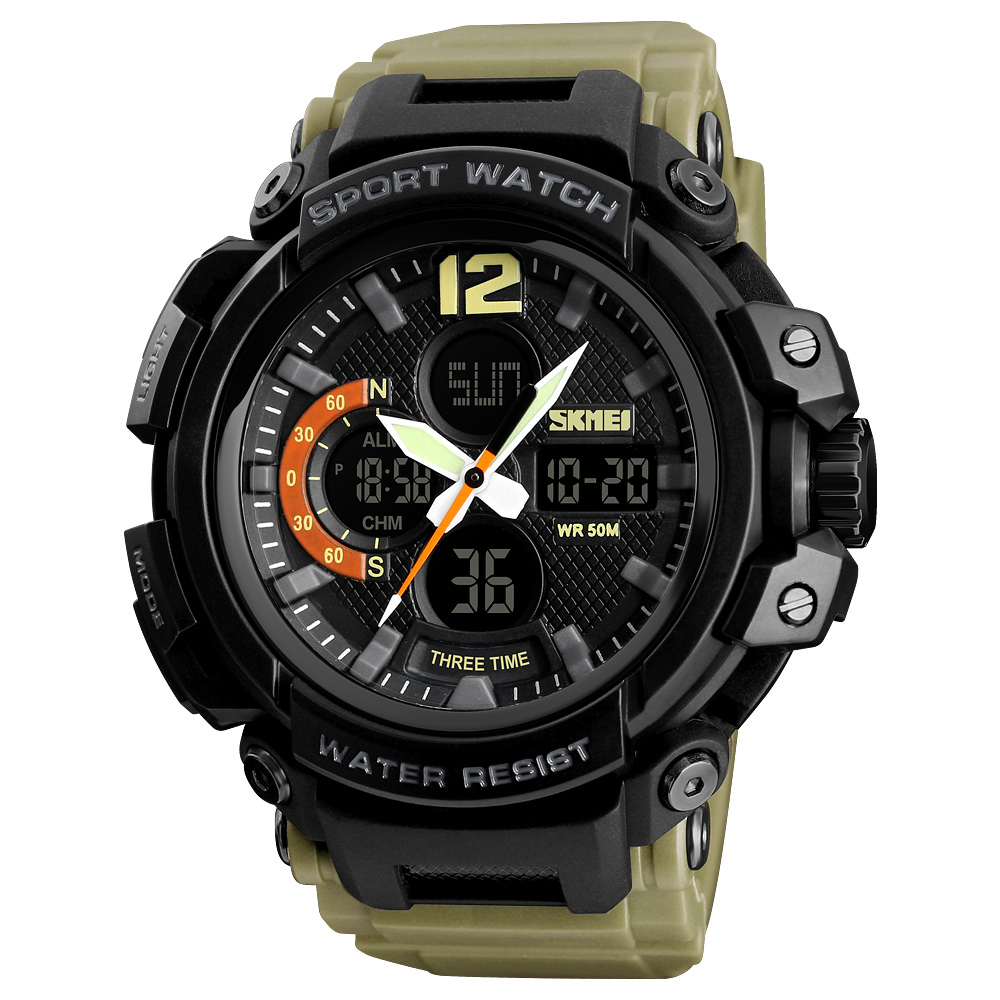 2018 <strong>Hot</strong> New Products SKMEI 1343 Relogio Digital Masculino Waterproof Men Wristwatch