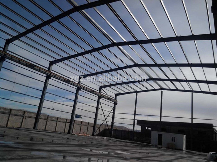 Large-span Steel Structure Warehouse Workshop Buildings