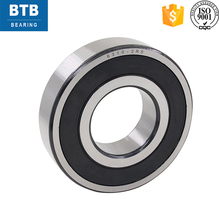 High Hardness Deep Groove Ball 6310 Zz 2Rs Bearing For Car Transmission Shaft