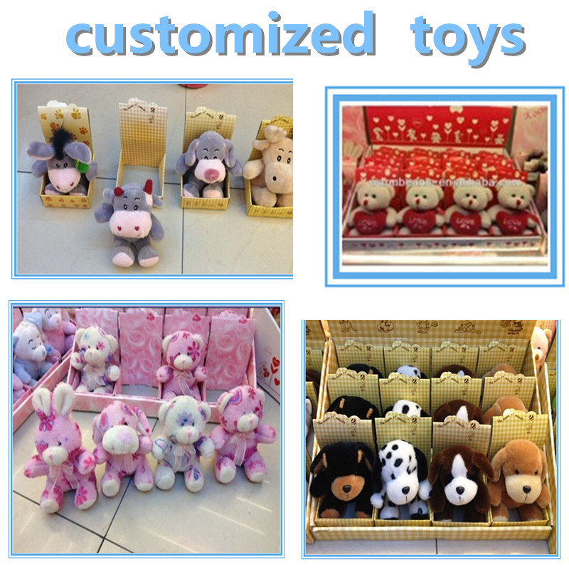 Different Kinds Of Fashion Plush Toys Baby Doll