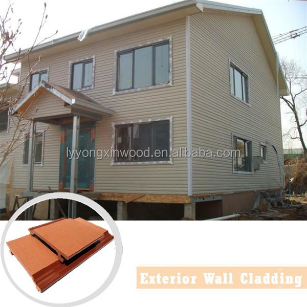 wood plastic composite wpc panel wall wood panel