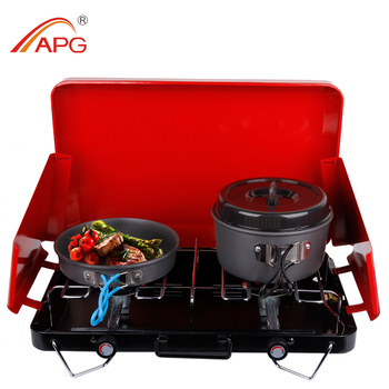 2 Burner Gas Stove Burner Gas Stove BBQ Stove