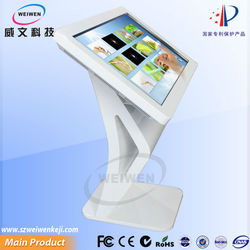 From samsung 42 inch led tvs kiosk lcd advertising monitor