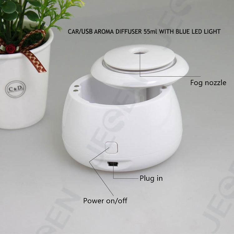 Ultrasonic Humidifier/air Scent Machine & Air Freshener Machine ...