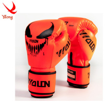 germany yellow and black leather boxing gloves buyers