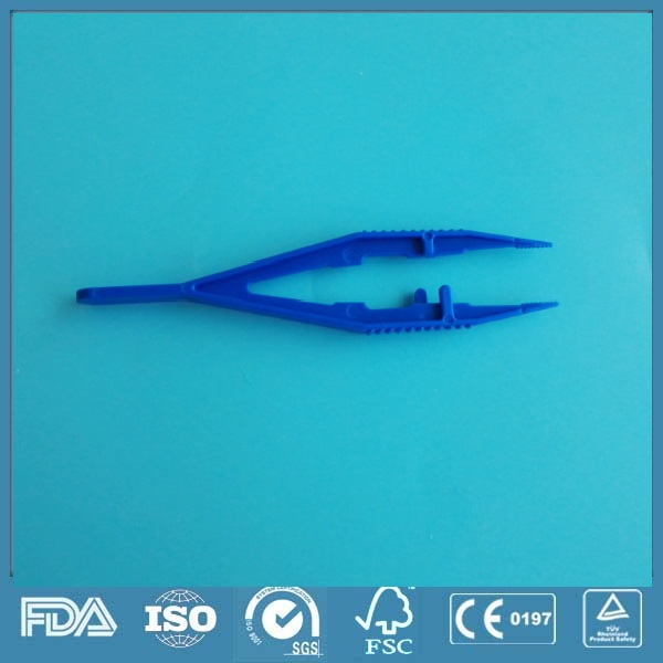 Surgery dressing antistatic laboratory first aid use medical tweezers