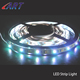 Christmas led strip remote controlled battery operated flexible tube led strip light diffuser