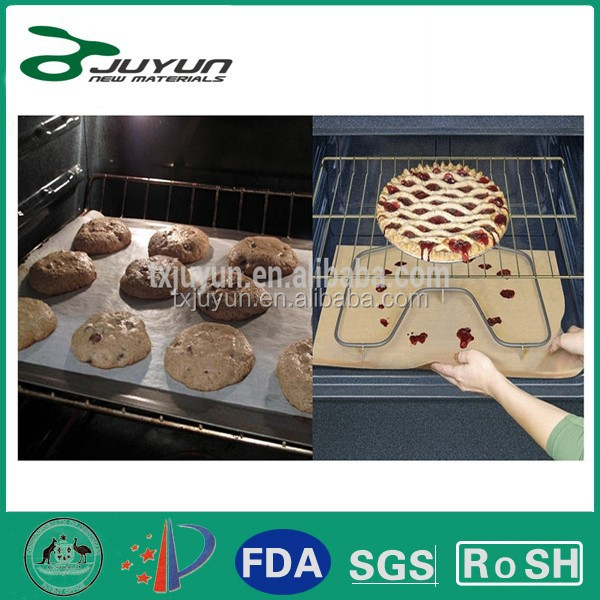 PTFE Non-stick Baking Foil - 50x40cm, for multiple use, baking without using oil or fat