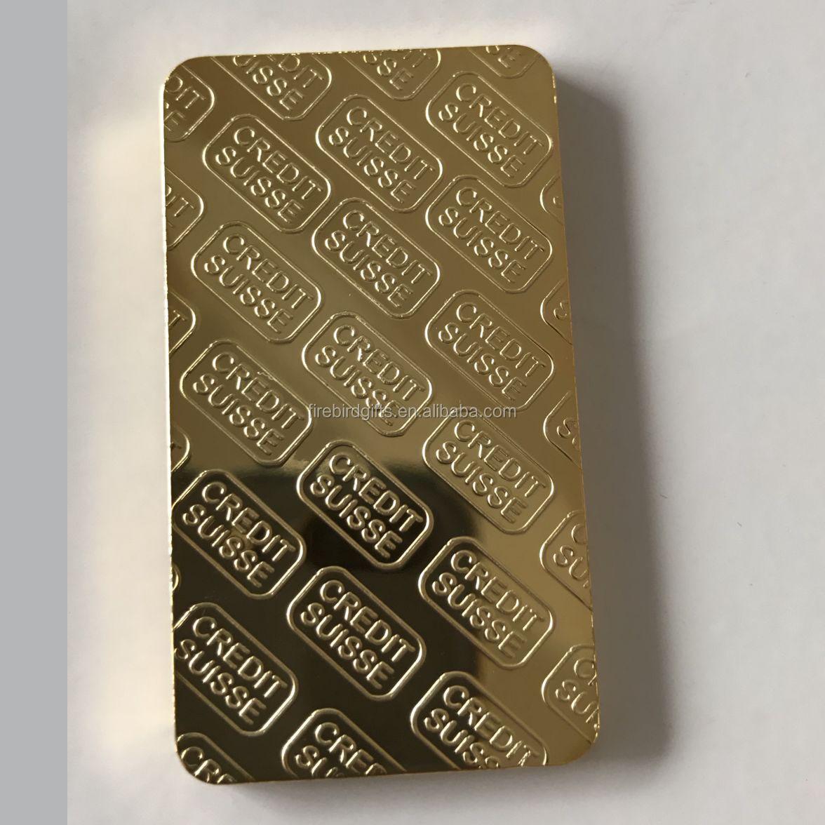 Gold Bullion clad