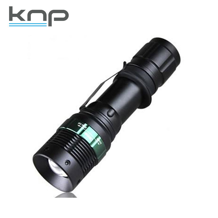 Led Flashlights Lights & Lighting Yaoming Tactical Police Flashlight T6 Led 800 Lumen Focus Adjustable Traffic Torch Direct Charger Outdoor Emergence Lighting Discounts Price