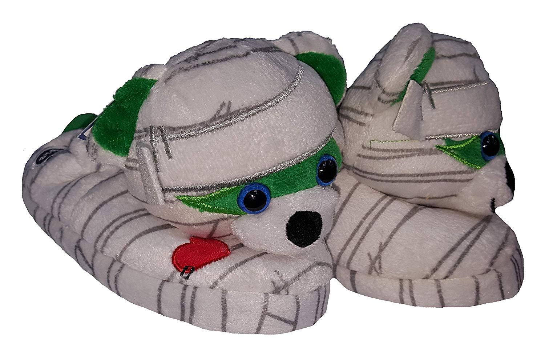 e98638172875 Get Quotations · Build-A-Bear Workshop Mummy Bear Character Slippers