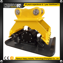 Chinese manufacture compaction wheel excavator attachment
