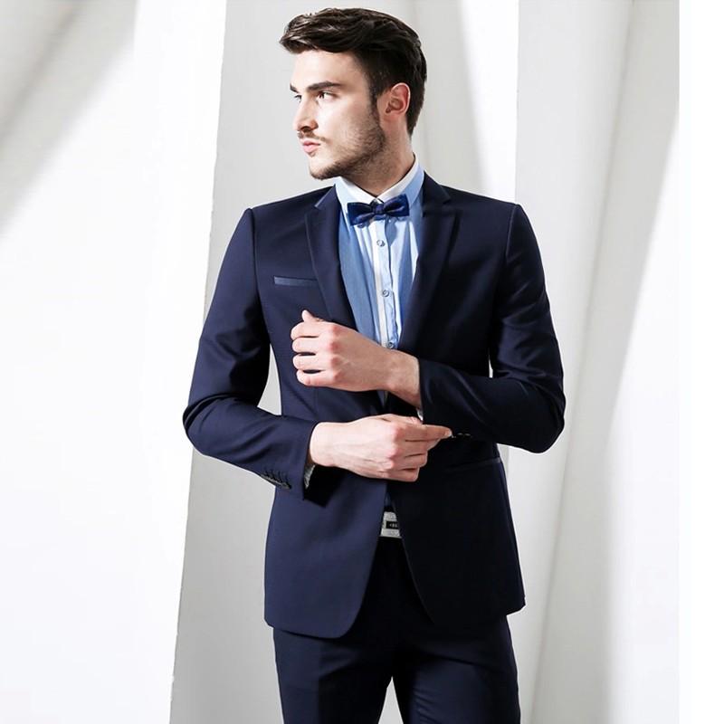 England Modern Design Royal Blue Prom Tuxedos For Men - Buy Tuxedo ...