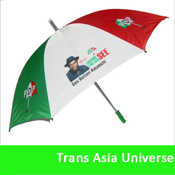 Hot Sell heated transfer printed umbrella