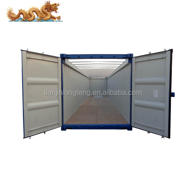 New Soft PVC Tarpaulin 20ft Open Top <strong>Container</strong> Price