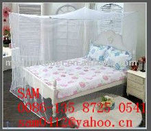 Africa chemical treated mosquito nets/bed canopy