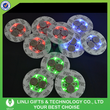 Customized Light LED Bottle Stick For Party