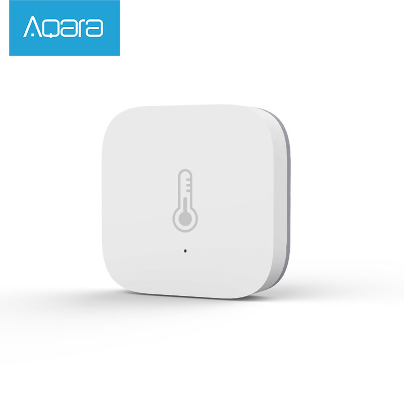 Xiaomi Wireless Aqara Temperature Humidity Sensor Smart Home Device Real-Time G