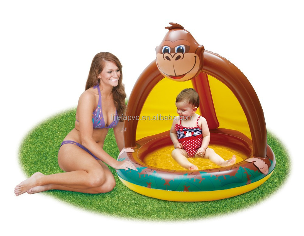 Early Learning Baby Activity Pool,Inflatable Baby Pool With ...