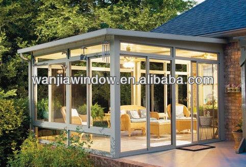 الجديد بتصميم زجاجي حديقة منزل للبيع بيوت زجاجية وغرف شمسية  معرف