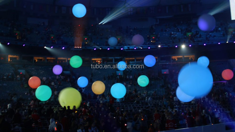 Inflatable Zygote Interactive Led Balls / Advertisement Balloon ...