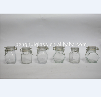 100ml Mini Gl E Jar Small Air