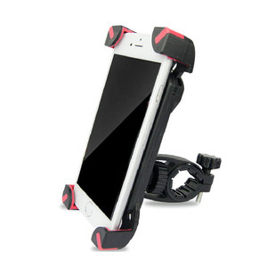 Retractable Cell Bicycle Mobile Bike Phone Holder