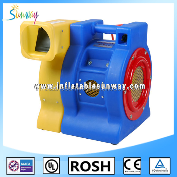1500w strong power blower/high pressure blower for inflatable games/centrifugal blower fan