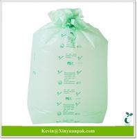 biodegradable plastic garbage bag manufacturer