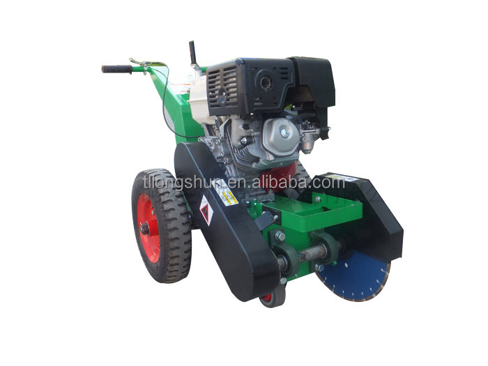 road crack cleaning machine for concrete cutter and clean