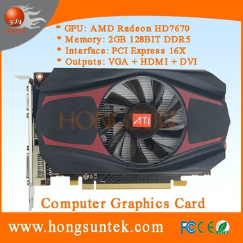 AMD Radeon HD 7670 Graphics Driver Download