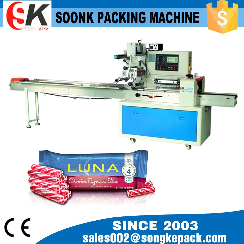 Top Fashion Flow Pack Machine 450