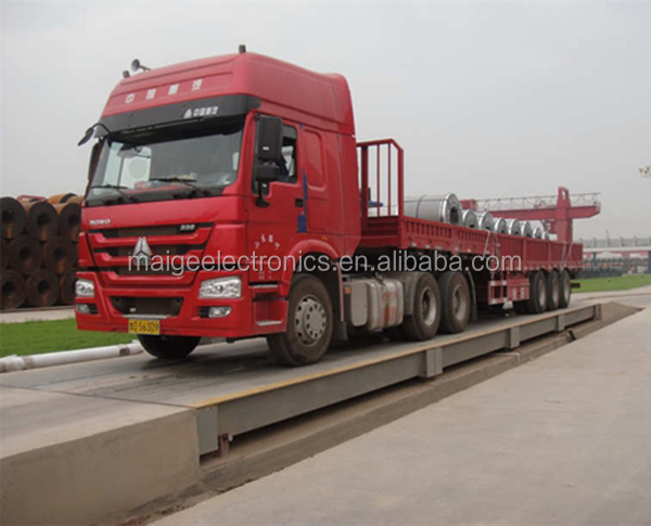Electronic Truck Scale 100t 100 ton Weighbridge Price for Sale