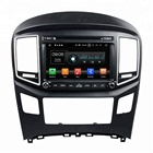 New model pure android 8.0 system RAM4G GPS navigation carplay DSP DAB car audio electronic for H1 2016