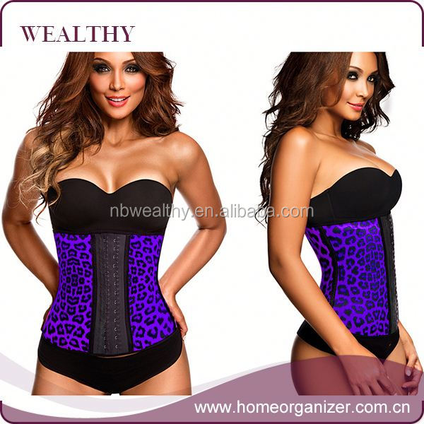 With 9 years experience factory supply wholesale sport latex waist cincher