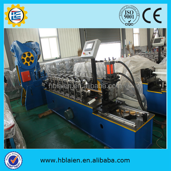 High speed corner Angle bead making machinery for wall protection