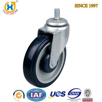 Swivel shopping caster wheel,esd caster