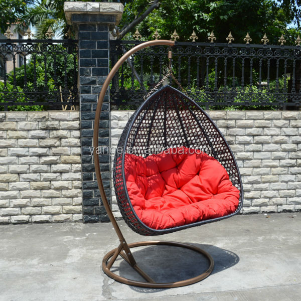 Two Seater Garden Swing Outdoor Swing Sets For Adults Hanging Egg