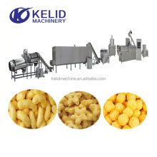 chinese large output but small scale corn snack machine