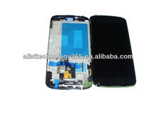For Lg Google Nexus 4 E960 LCD Display Screen Touch Digitizer Assembly with frame