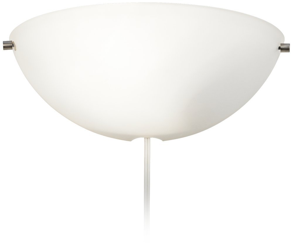 Buy Possini Euro Design Frosted Glass Plug In Wall Sconce In Cheap
