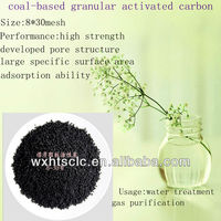 Density Of Granular Activated Carbon(gac)/activated Carbon ...