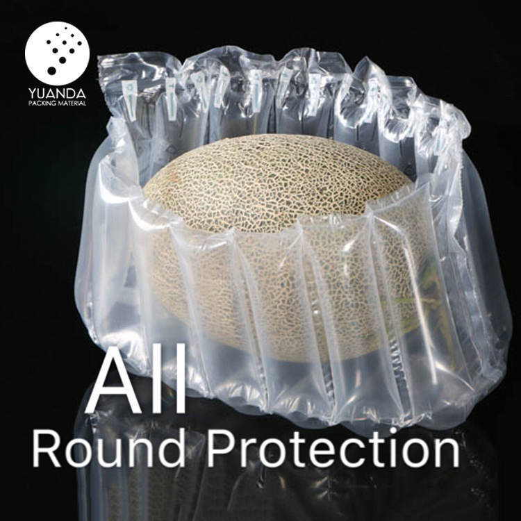 Wholesale shock resistant protective inflatable puncture resistant air column bags for shipping