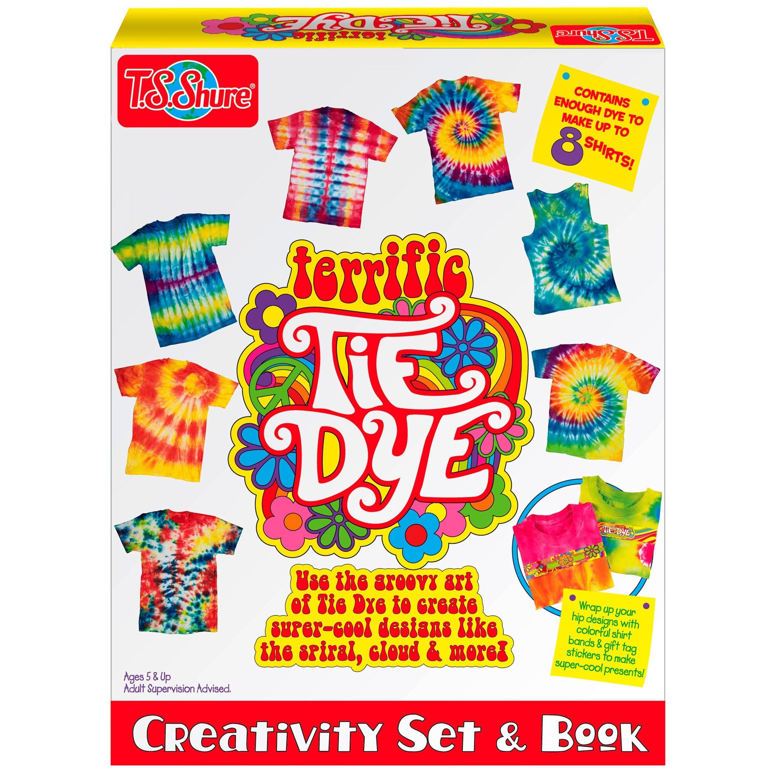 T.S. Shure Terrific Tie Dye
