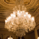 30 arms big size ceiling baccarat chandelier in Zhongshan