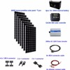 hot sell 1400W off-grid PV power system /solar power system / solar home system