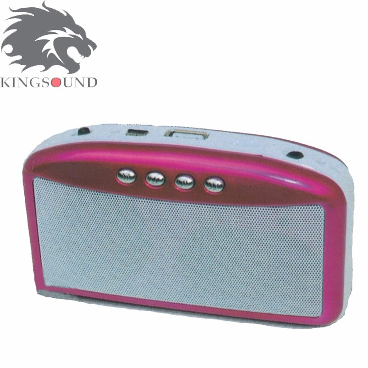 Fashionable Styles SP-236 Portable Mini Speaker With Fm Radio