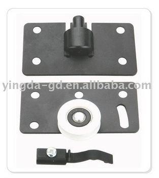Iron Panel Sliding Door Roller/gear/furniture Glide Door ings - Buy on